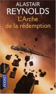Cover of the French edition of Redemption Ark.