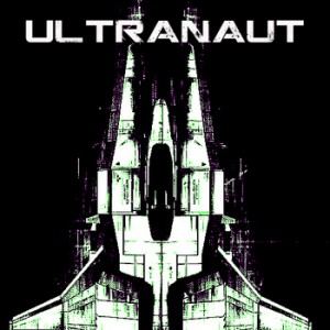 Artwork for Ultranaut's EP.